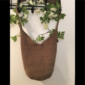 The Sak crochet bag